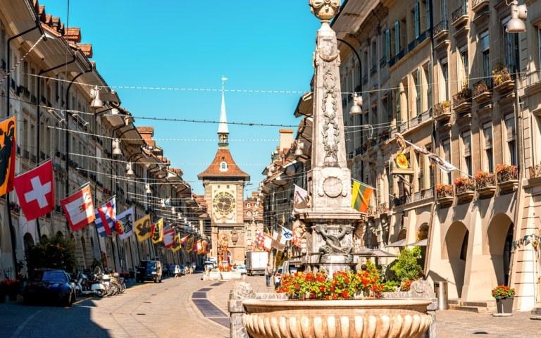 Entdecken Sie Bern
