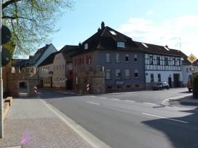 Reste der Historischen Ortstore