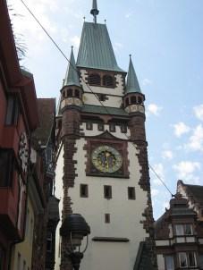 Martinstor in Freiburg