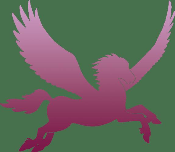 Pink Passion Pegasus