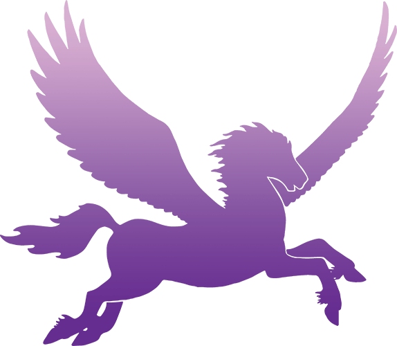 Purple Passion Pegasus
