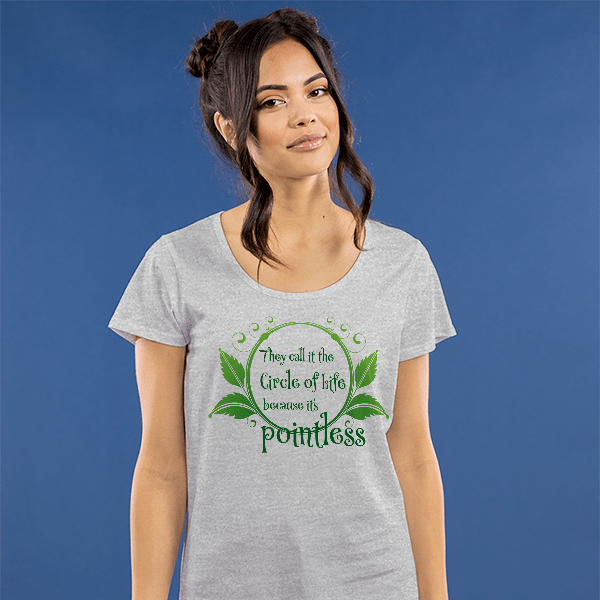 Pointless T-shirt