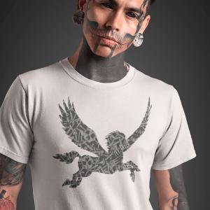Dark Horse Pegasus T-shirt