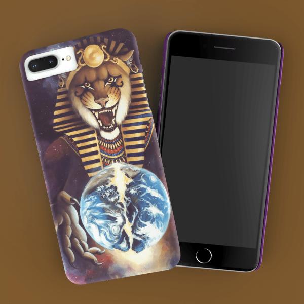 Sekhmet iPhone Cases