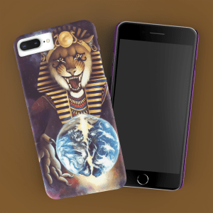 Sekhmet iPhone Cases