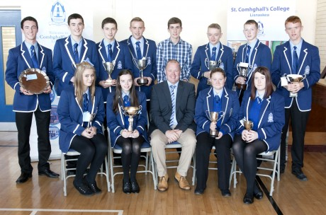 Achievements Are Recognised At St Comhghalls College