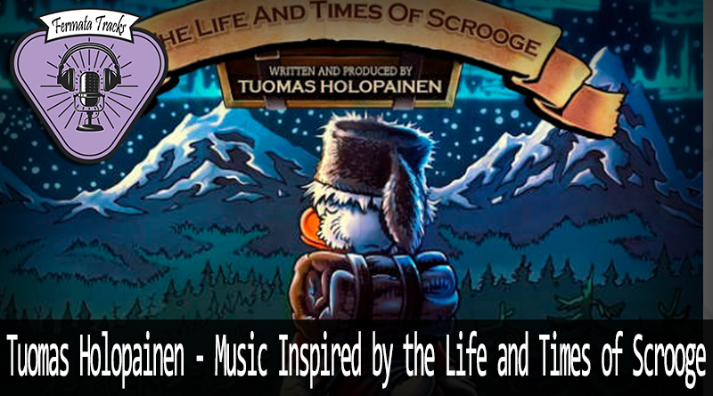 Vitrine1 1 - Fermata Tracks #31 - Tuomas Holopainen - The Life and Time of Scrooge