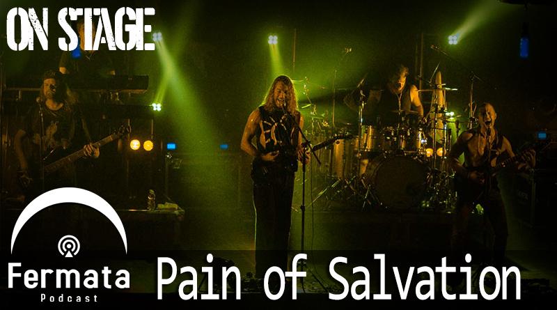Vitrine1 5 - Fermata On Stage #03 - Pain of Salvation