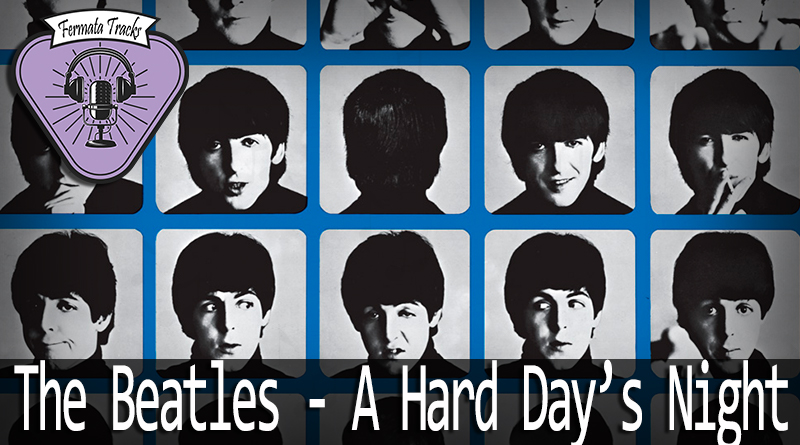 Vitrine1 - Fermata Tracks #59 - Beatles - A Hard Day's Night