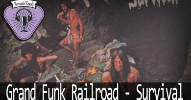 Vitrine GFR Survival - Fermata Tracks #69 - Grand Funk Railroad - Survival