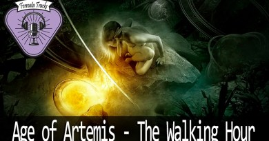 Vitrine AgeOfArtemis TheWalkingHour - Fermata Tracks #77 - Age of Artemis - The Walking Hour