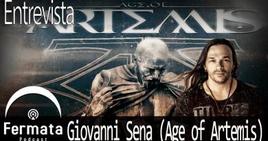 Vitrine GiovanniSena - Fermata Entrevista #04 - Giovanni Sena (Age of Artemis)