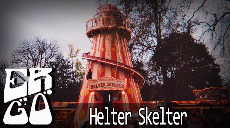 Vitrine Helter Skelter - Ergo #023 - Helter Skelter
