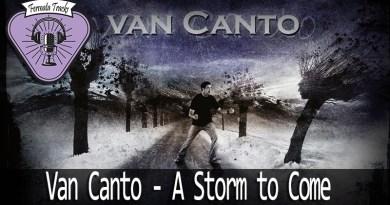Vitrine Van Canto - Fermata Tracks #96 - Van Canto - A Storm to Come