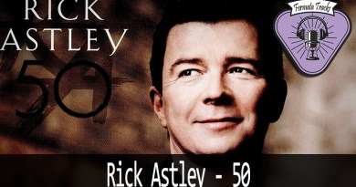 Vitrine Rick Astley - Fermata Tracks #109 - Rick Astley - 50 (com Cafeína)
