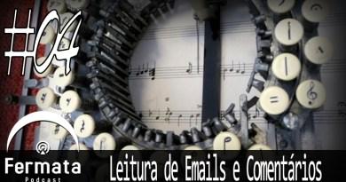 Vitrine Leitura de emails 4 - Leitura de Emails e Comentários #04