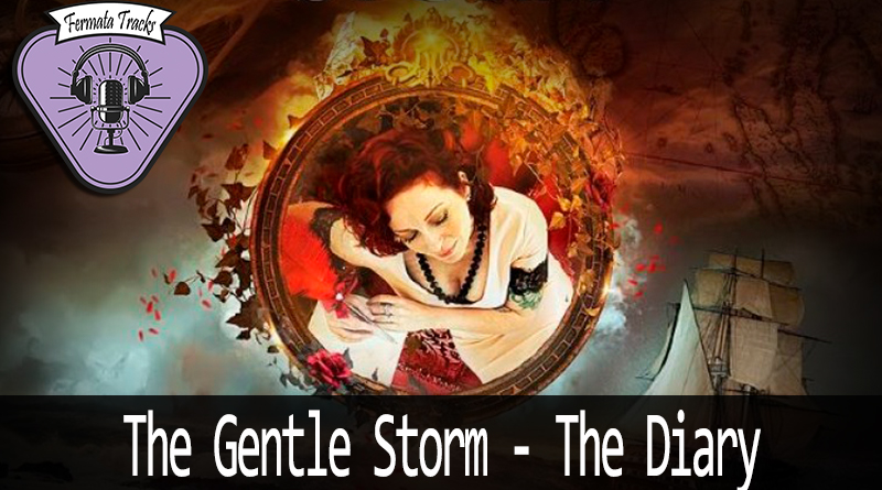 Vitrine Gentle Storm - Fermata Tracks #121 - Gentle Storm - The Diary