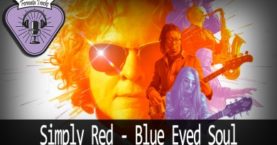 Vitrine Simply Red - Fermata Tracks #120 - Simply Red - Blue Eyed Soul