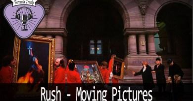 Vitrine rush - Fermata Tracks #122 - Rush - Moving Pictures