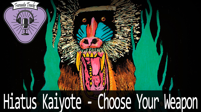 Vitrine hiatus kaiyote - Fermata Tracks #136 - Hiatus Kaiyote - Choose Your Weapon
