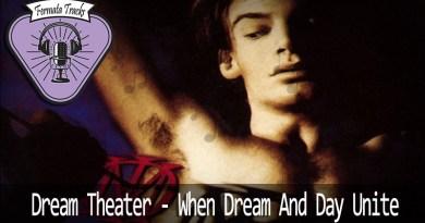 capa tracks 143 DT - Fermata Tracks #143 - Dream Theater - When Dream And Day Unite