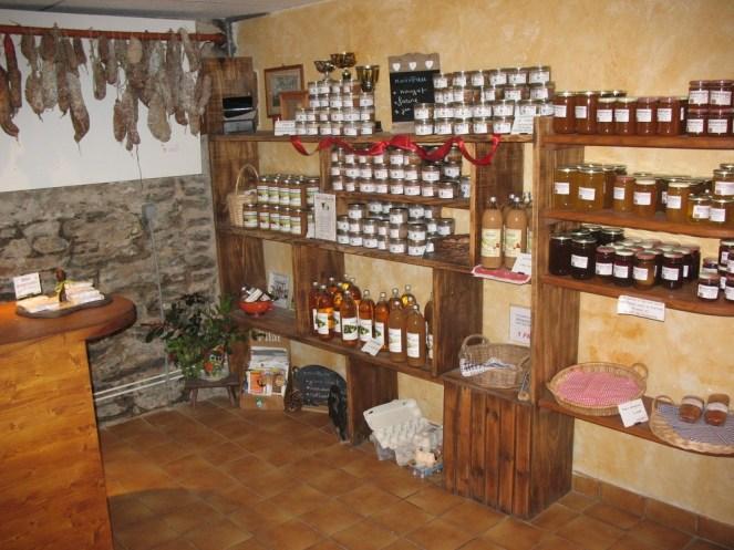 produits de la ferme à sainte croix en jarez