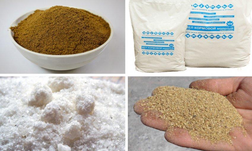 Vitamine e minerali per nutry