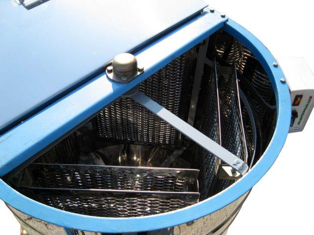 Медогонка: электрическая, радиальная, деревянная, хордиальная, ручная, из стиральной машины