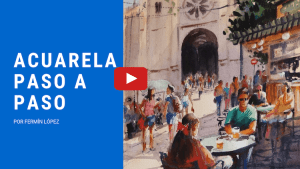 Acuarela Lisboa Video