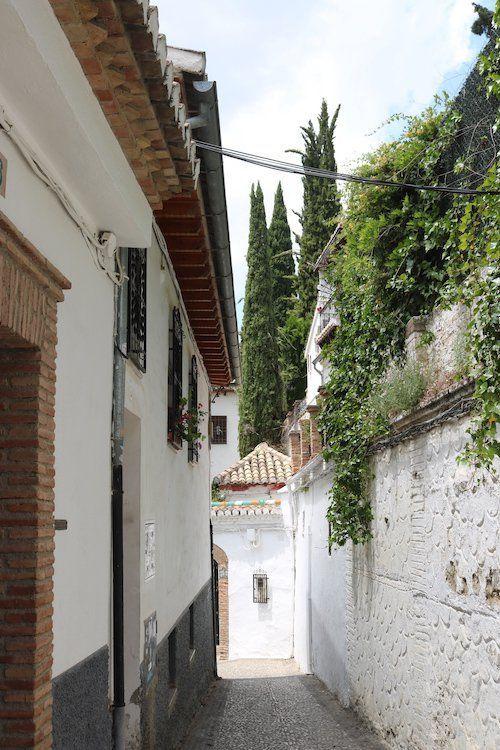 Granada Albaicín