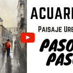 Acuarela Video Paisaje Urbano