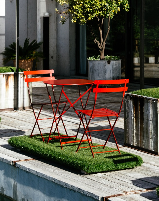 Completely new Fermob's Bistro Collection Brings French Style to Patios for  UB55