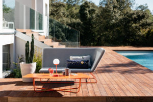 Fermob Ultrasofa modern outdoor sofa