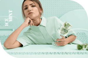 color trend mint green