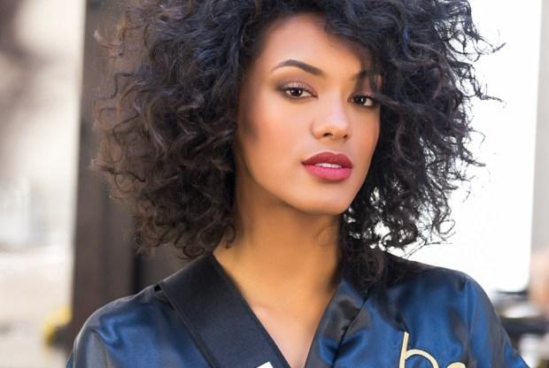 Raissa Santana maquiagem