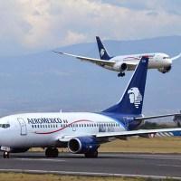 Aeroméxico descarta operar en más de un aeropuerto