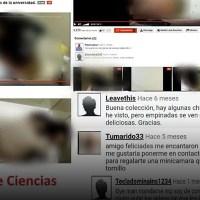 ¡CUIDADO! Graban a alumnas en baños de la UNAM y suben videos a páginas porno