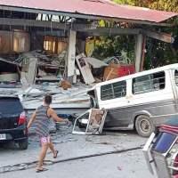 Potente sismo sacude Filipinas; cinco muertos tras caer edificios