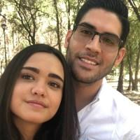 La reacción de la novia de Norberto Ronquillo tras enterarse de su muerte