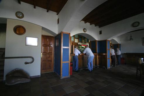Rehabilitación de Edificio de Bar Restaurante El Mesón del Mar