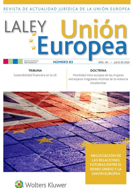 La Ley UE 83 julio (2)