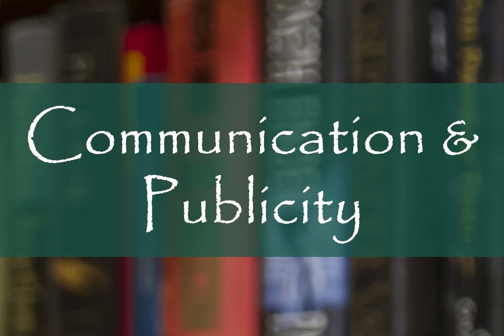 FOL Communications and Publicity