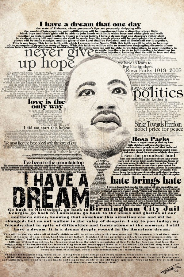 martin luther king jr remembered january 19 2015