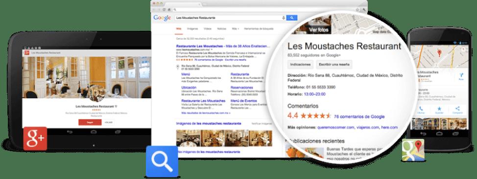 Consigue que tu negocio aparezca en Google