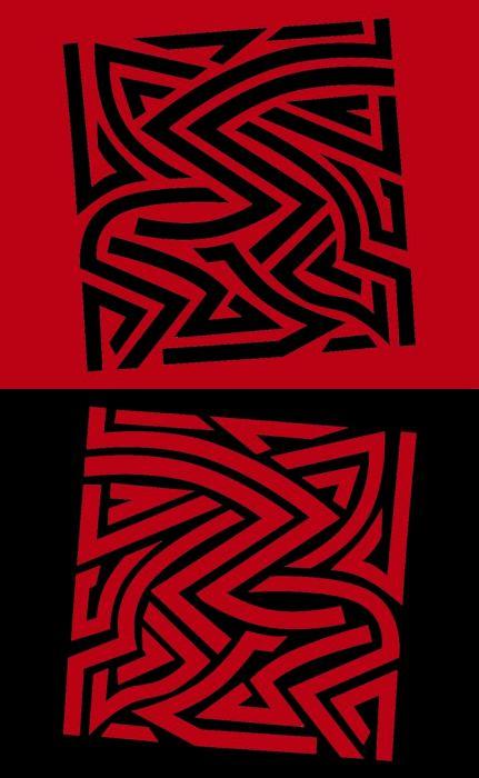 DOBLE MALEVICH 2015, acrilico y serigrafia, tela, 15 x 30 cms (1)