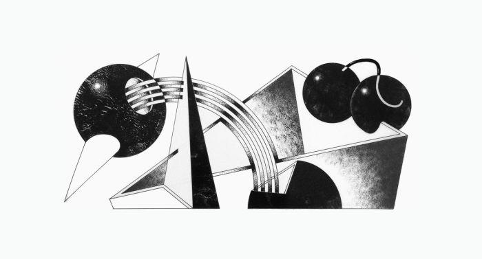 IRIS CIUDAD, 2013, serigrafia, papel, 50 x 22 cms.