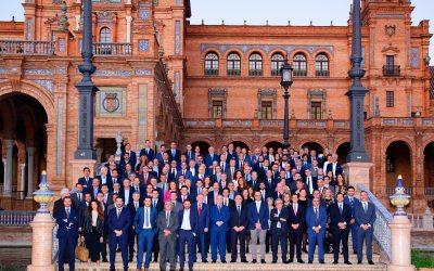Asamblea General UAHE. Sevilla 2019