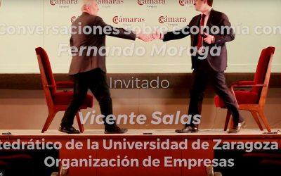 Conversaciones sobre Economía con Vicente Salas (segunda parte)