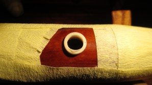 anillo colocado