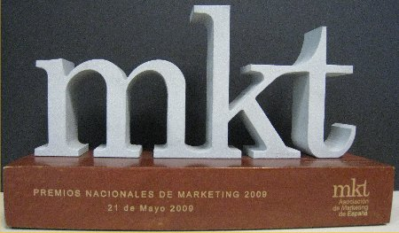 Premios nacionales de marketing